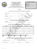Form Rt 132 - Application For Motor Fuel Distributor License - Nh Road Toll Bureau - Fy2010