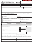 Form Mo-7004 - Application For Extension Of Time To File - 2011