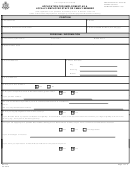Form Ds-174 - Application For Employment As A Locally Employed Staff Or Family Member - U.s. Department Of State