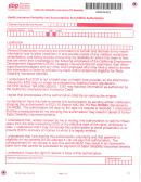 Form De 2501 - Claim For Disability Insurance (di) Benefits Hipaa Authorization