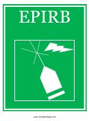 Epirb Sign Template