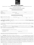 Indianapolis Marion County Public Library Space Rental Agreement Form