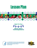 Lesson Plan National Tech-in Prevent Underage Alcohol Use
