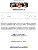 Result Release Form