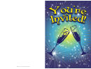 You Are Invited Printable pdf