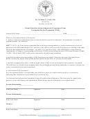 Parent/guardian Acknowledgement & Agreement Form Vaccination Medical Exemption (vme)