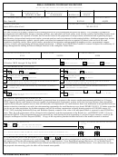 Dd Form 2579 - Small Business Coordination Record Sample