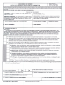 Dd Form 2813 - Department Of Defense Active Duty/reserve Forces Dental Examination