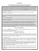 Form Ds-2029 - Application For Consular Report Of Birth Abroad Of A Citizen Of The United States Of America - U.s. Department Of State