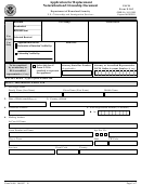 Form N-565 - Application For Replacement Naturalization/ Citizenship Document