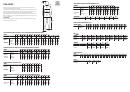 Acode Clothing Size Chart