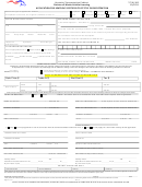 Form Tc 96-182 - Application For Kentucky Certificate Of Registration