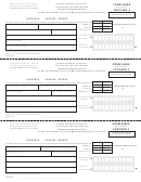 Form 500es - Virginia Estimated Income Tax Declaration For Corporations