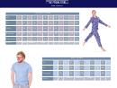 The Pyjama Store Size Charts