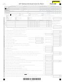 Form 2m - 2011 Montana Individual Income Tax Return