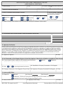 Aer Form 700 - Application For Army Emergency Relief (aer) Financial Assistance