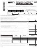 Form Nyc - 114.8 - Lmreap Credit Applied To Unincorporated Business Tax - 2011