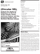 Publication 80 - (circular Ss),federal Tax Guide For Employers In The U.s. Virgin Islands, Guam, American Samoa, And The Commonwealth Of The Northern Mariana Islands