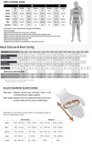 Men's Apparel/black Diamond Boot Sizing Chart