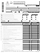 Form Nyc 1127 - Form For Nonresident Employees Of The City Of New York - 2003