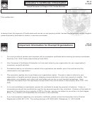 Form Dr-14 - Consumer's Certificate Of Exemption
