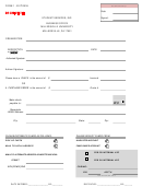 Form 1 - Purchase Request Form