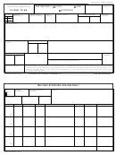 Faa Form 7233-1 - Flight Plan