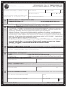 Form Ioci 17-564 - Idph Uniform Practitioner Order For Life-sustaining Treatment (polst) Form