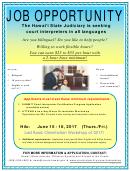 Basic Orientation Workshop (bow) Registration Form - 2017