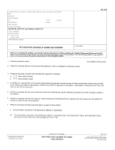 Form Nc-200 - Petition For Change Of Name And Gender