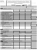 Schedule J (form 1118) - Adjustments To Separate Limitation Income (loss) Categories For Determining Numerators Of Limitation Fractions, Year-end Recharacterization Balances, And Overall Foreign Loss Account Balances