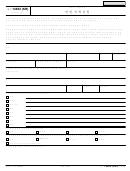 Form 14652 (kr) - Civil Rights Complaint (korean Version)