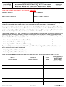 Form 14708 - Streamlined Domestic Penalty Reconsideration Request Related To Canadian Retirement Plans