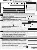 Form 940 (pr) - Planilla Para La Declaracion Federal Anual Del Patrono De La Contribcion Federal Para El Desempleo (futa) - 2017