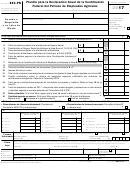 Form 943 (pr) - Planilla Para La Declaracion Anual De La Contribucion Federal Del Patrono De Empleados Agricolas - 2017