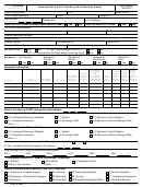 Form 13614-nr - Nonresident Alien Intake And Interview Sheet