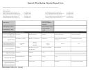 Form Cms-20040 - Regional Office Meeting/speaker Request
