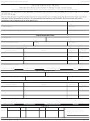 Form Cms-379 - Financial Statement Of Debtor