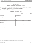 Form Cms-2786y - Fire Safety Evaluation System - Icf-iid (small Facilities) 2012 Life Safety Code