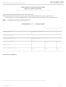 Form Cms-2786t - Fire Safety Evaluation System - Health Care 2012 Life Safety Code