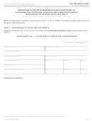 Form Cms-2786m - Worksheet For Determining Evacuation Capability - Icf-iid (existing Facilities Only) 2012 Life Safety Code