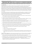 Form Cms-10287- Formulario Para Quejas Por La Calidad De La Atencion De Medicare (spanish Version)
