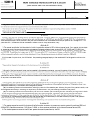 Form 5305-r - Roth Individual Retirement Trust Account