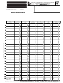 Nebraska Schedule Ii - Attach To Form 10 - Nebraska And City Sales And Use Tax Combined Report For Sales Transactions By Location