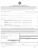 Osde Form 11 - Consent For The Release Of Confidential Information