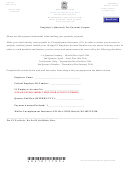 Form Uia 4101 - Employer's Quarterly Tax Payment Coupon