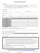 Form 139 Imm - Medical Exemption Request - Mississippi State Department Of Health