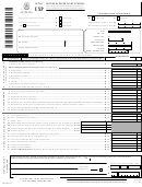 Form Nyc Uxp - Return Of Excise Tax By Utilities