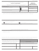 Form Ttb F 5640.1 - Offer In Compromise Form