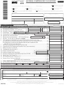 Form Nyc-4s - General Corporation Tax Return - 2010